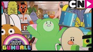 Gumball   The Extras   Cartoon Network