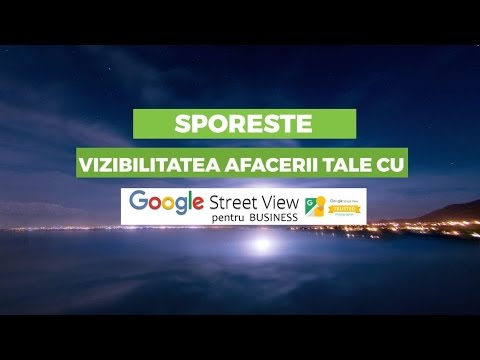 Google Street View 360 pentru Business   Brandvertising Media 2016