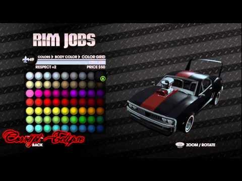 Custom Cars: Hammer Head | Saints Row The 3rd | Corrupt Eclipse
