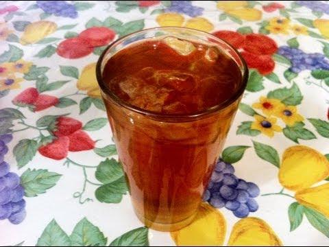 How to make Ice Tea with Tea Bags