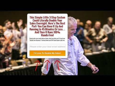 Simple 3 Step System Doubles Your Video Sales Letter (VSL) Conversions Overnight (Online Marketing)