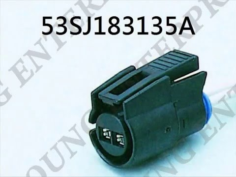GM AC Compressor High Pressure Switch Two Lead Wiring Pigtail