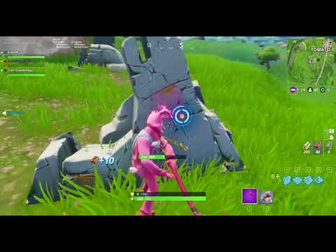 PICKAXE ONLY CHALLENGE IN FORTNITE BATTLE ROYALE!