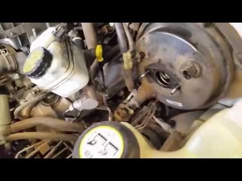 2005 Lincoln Navigator Brake Booster Repair