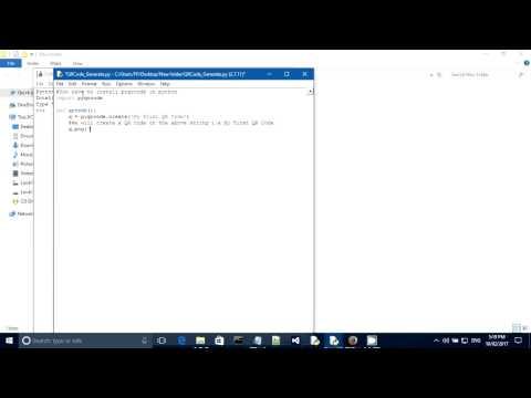 Python - QR Code Generate