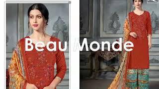 Alok Suit || Husn-E-Malik Design Salwar Suit ||