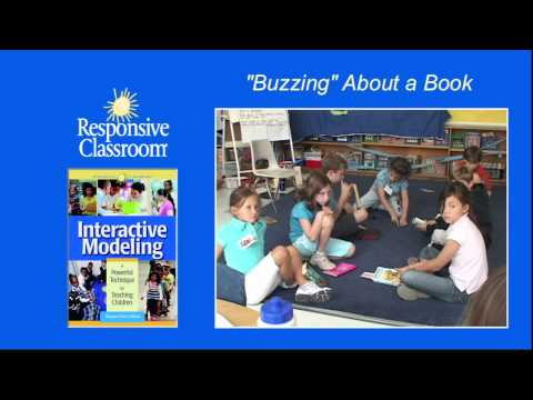 Buzzing About a Book (Interactive Modeling)