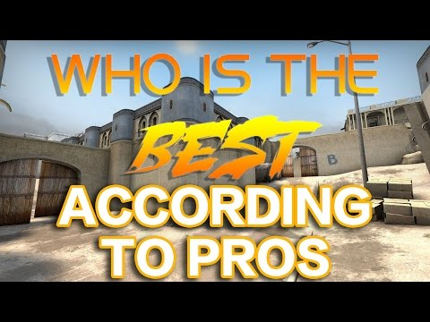 The Best Player According to Pros FT.JDM,Taz,Fallen,and more!