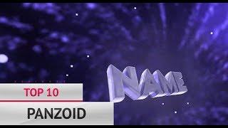✌ MY FAVOURITE TOP 10 PANZOID INTRO TEMPLATES - PakVim net