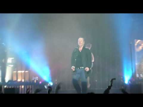 Simple Minds - Ghost Dancing - O2 Arena -Dublin - Dec 9th 2009 - HD