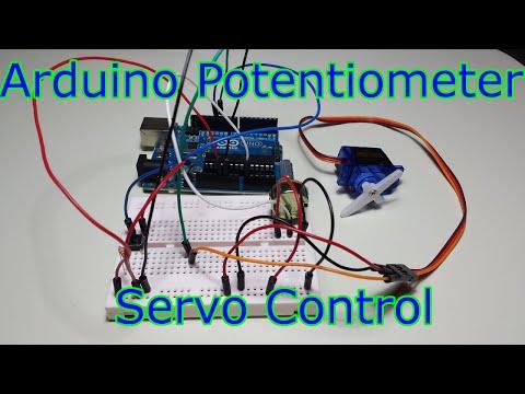Ep.53 Arduino Projects - Potentiometer Servo Control & Memory