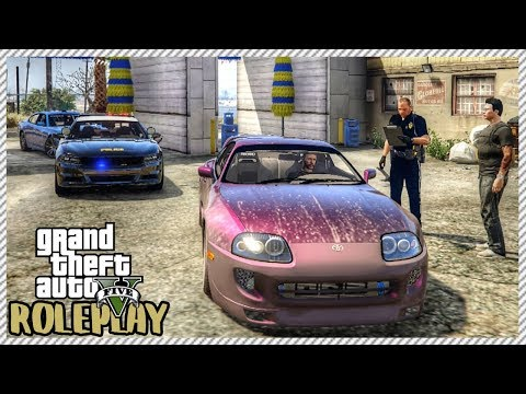 GTA 5 ROLEPLAY - Police Suspended my Driving Licence | Ep. 218 Civ