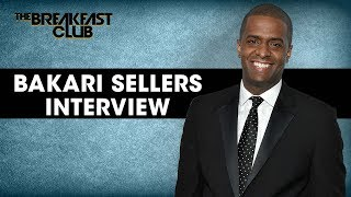 Bakari Sellers Talks 'My Vanishing Country', Family Trauma + Presidential Predictions