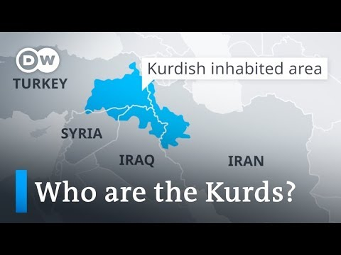 Xxx Mp4 Who Are The Kurds And Why Don 39 T They Have Their Own Country DW News 3gp Sex