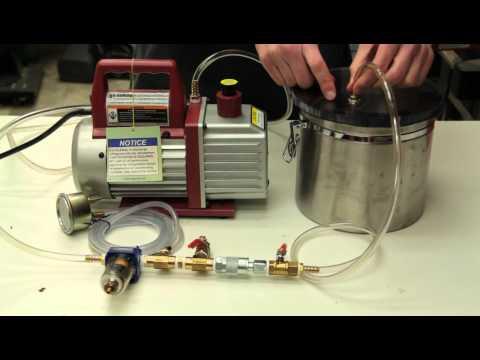 DIY Vacuum Chamber Setup