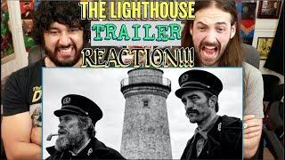 THE LIGHTHOUSE | TRAILER | Robert Pattinson, Willem Dafoe - REACTION!!!