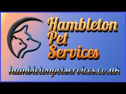 Hambleton Pet Services - Providing Profesional Pet Services