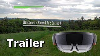 Sword Art Online AR Fan Inspired Concept Trailer