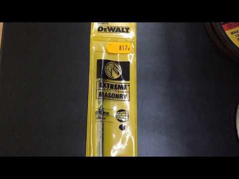 DeWALT DT6675 - DeWALT Steinbohrer - DeWALT Budakeszi Shop