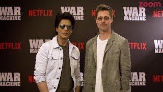 Shah Rukh Khan's Zero Teaser Impresses Hollywood Star Brad Pitt | Bollywood News