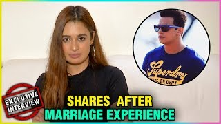 Yuvika Chaudhary Unveils Her After Marriage Experience | EXCLUSIVE INTERVIEW