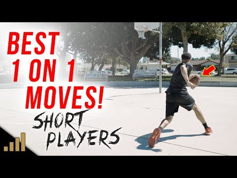 Best 1 on 1 Basketball Moves for Short Players!!! DEADLY SCORING MOVES