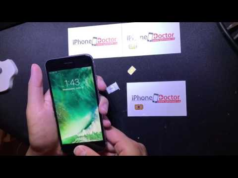 How to SIM Unlock and Activate United Kingdom EE / Three 3 / Vodafone / O2  iPhone 5/5S/6/6S/7