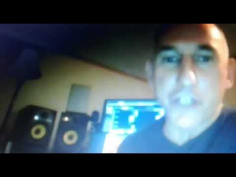 Vlog #1 - Remote Recording Session Via Skype