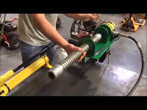 Hydraulic Bearing Puller - Toro / John Deere Greens & Fairway Mowers
