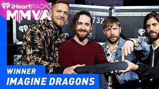 Imagine Dragons Win International Duo or Group | 2017 iHeartRadio MMVAs