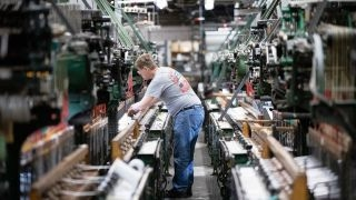 Trump's economic agenda boosting manufacturing