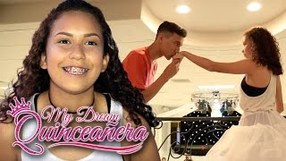 My Dream Quinceañera - Mia Ep 3 - Baile Sorpresas and Birthday Surprises