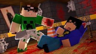 Minecraft: MIKE É UM ASSASSINO! (Murder)