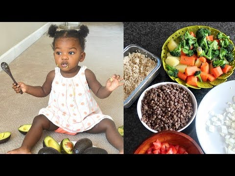 3 Easy Meals my Vegan Toddler Loves to Eat [Healthy]