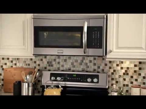 Frigidaire Gallery Over The Range Microwave