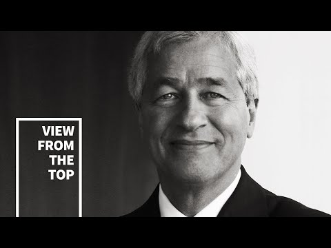 Jamie Dimon, Chairman, President, and CEO of JPMorgan Chase