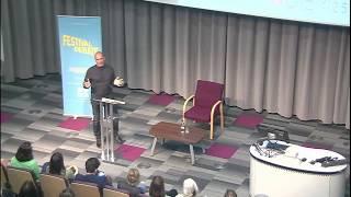 Yanis Varoufakis at Festival of Debate 2018, Sheffield Hallam University (18th April 2018)