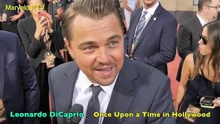 """Leonardo DiCaprio   """"Once Upon a Time in Hollywood"""""""
