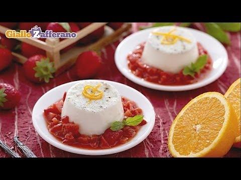 Gelatin free panna cotta - recipe