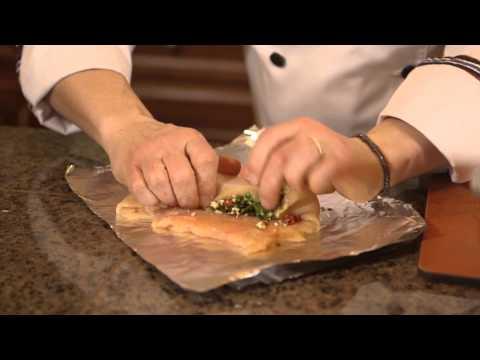 Healthy, Feta-Stuffed Chicken : Cooking Delicious Food