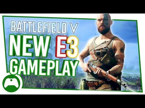 Battlefield 5 | Brand New E3 Gameplay!