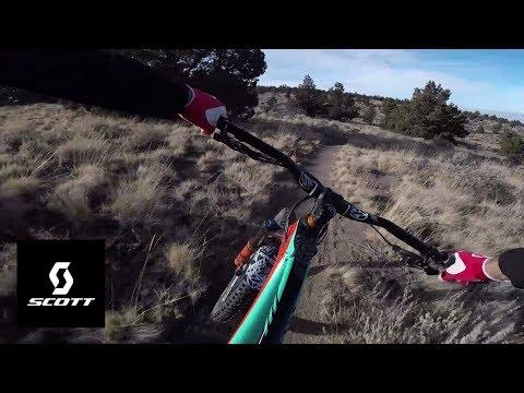 MAN, WHAT A TRAIL! POV w/ Kyle Jameson - Oregon