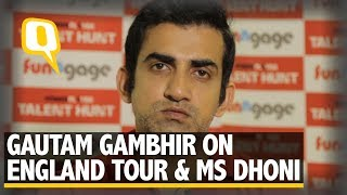 'Pandya Cannot be a Third Seamer': Gambhir on England Tour & Dhoni | The Quint
