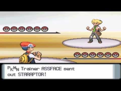 Pokemon Diamond Nuzlocke Part 39 Rival Assface!