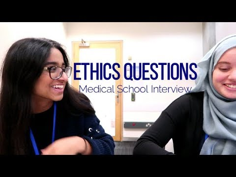 How To Answer ETHICS QUESTIONS & Perfect Answer | MEDICAL SCHOOL INTERVIEW | MedICU