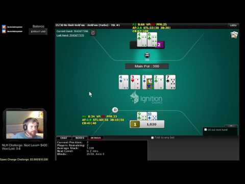 The Spare Change Bankroll Building Challenge #131