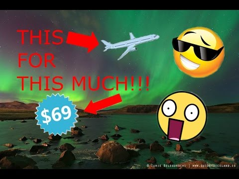$69 CRAZY CHEAP FLIGHTS TO EUROPE!!! JANUARY 2017