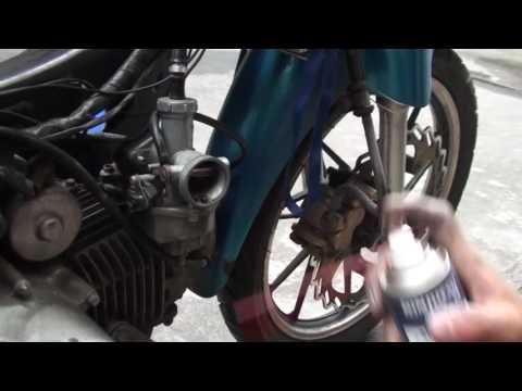 Samurai Ninjutsu Carburetor Cleaner