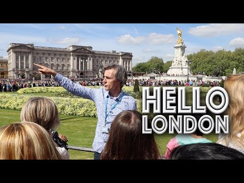 London Walks | 'Hello London' — A Superb Introduction to the British Capital