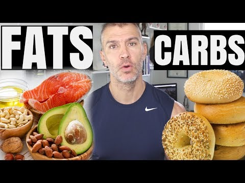 How To Distribute Macro's   Carbs Vs. Fats